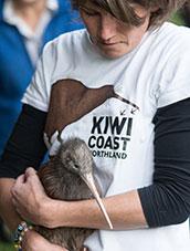 Ngaire Sullivan, Kiwi Coast Coordinator LR_Photo credit_Anne Stewart